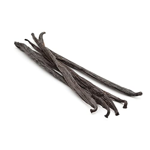 1 - Madagascar | Madagascan Vanilla Pods Vanilla Bean Bourbon 2017 Harvest Premium Quality Free Postage (1pod)