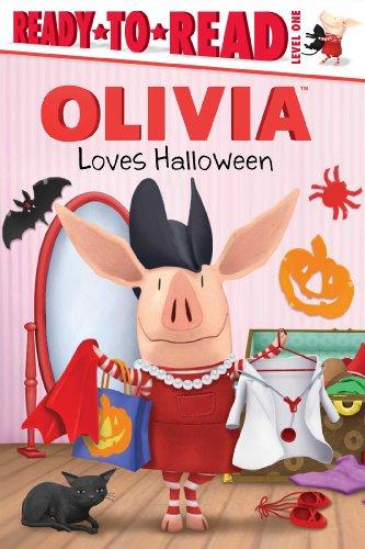 OLIVIA Loves Halloween (Olivia TV Tie-in)