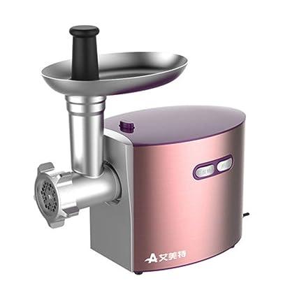 Picadora De Carne 450W Picadora De Carne para El Hogar Carne Twist Relleno Enema Ajo Pequeña