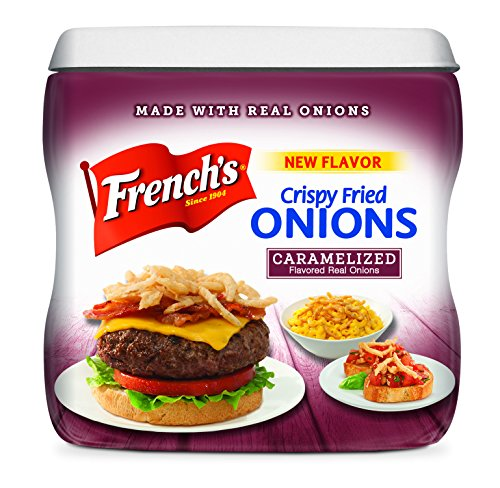 French's Caramelized Crispy Fried Onions, 6 Ounce (Frenches Fried Onions compare prices)