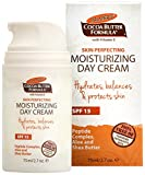 Palmer's Cocoa Butter Formula Skin Perfecting Moisturizing Day Cream With SPF 15, 2.7 oz