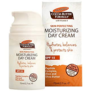 Palmer's Cocoa Butter Formula Skin Perfecting Moisturizing Day Cream, SPF 15 | 2.7 Ounces