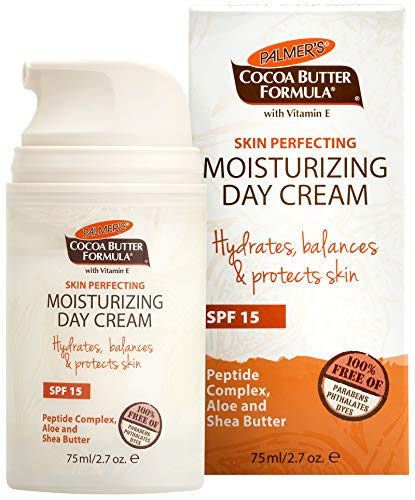 Palmer's Cocoa Butter Formula Skin Perfecting Moisturizing Day Cream With SPF 15, 2.7 ()