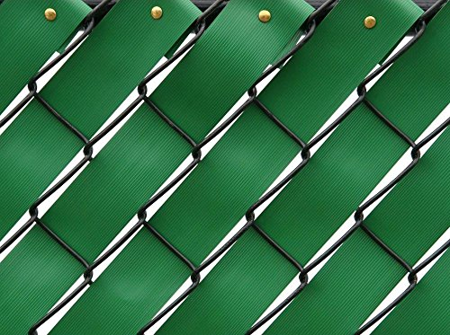 Fence Weave Green