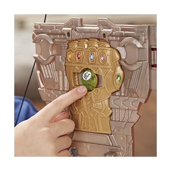 E0565EU4 Marvel Avengers Infinity War Hulkbuster Playset