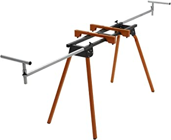 BORA Portamate PM-4000 - Heavy Duty Folding Miter Saw Stand