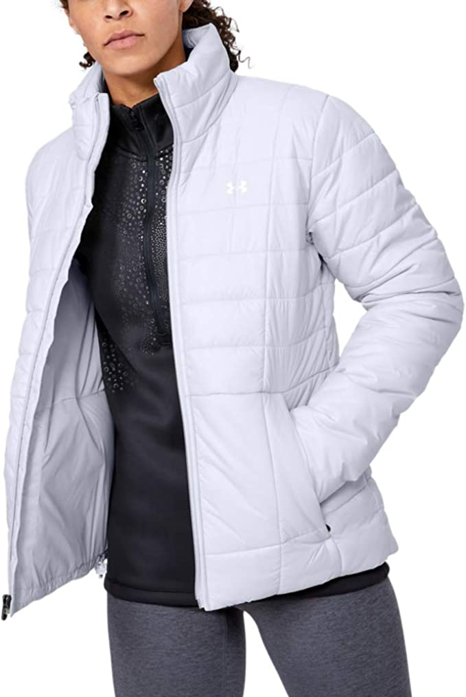 Under Armour 安德玛 Insulated UA 女子训练运动保暖外套 1342812 2.3折$27.1起 海淘转运到手约¥217 天猫¥329