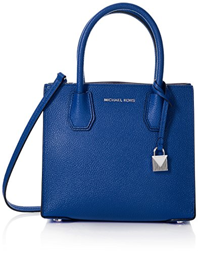 Michael Kors Blue Handbag - 4