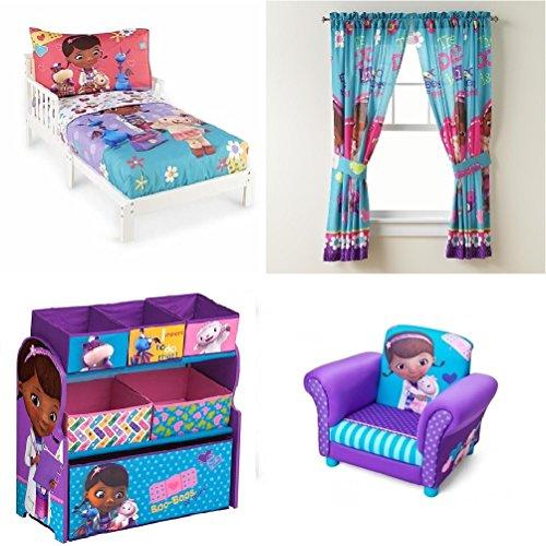 Toddler Bedding Collection Set (Doc McStuffins)
