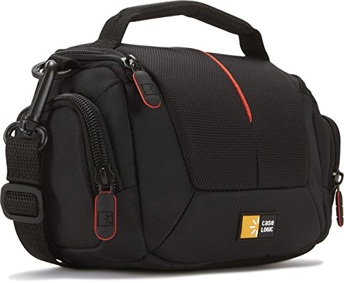 Case Logic DCB-305 Compact System/Hybrid/Camcorder Kit Bag (Black) from Case Logic