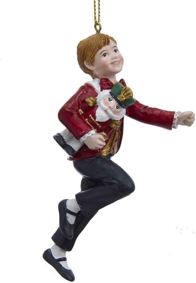 Kurt Adler Nutcracker Fritz Resin Ornament