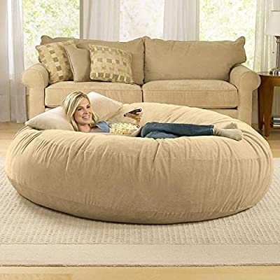 Jaxx Large Cocoon Foam Lounger