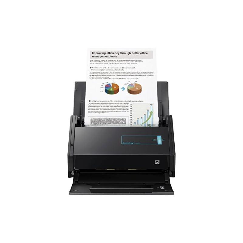 Fujitsu ScanSnap iX500 Color Duplex Desk