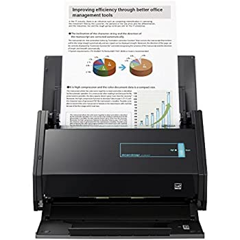 Fujitsu ScanSnap iX500 Color Duplex Desk Scanner for Mac and PC