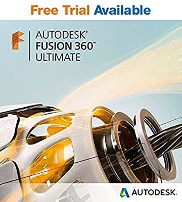 Autodesk Fusion 360 Ultimate Cloud Service Subscription with Advanced Support