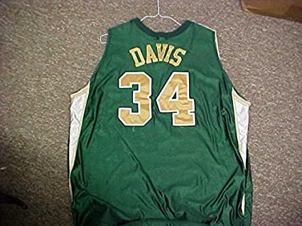 buy popular a5962 664ed UAB Davis #34 University of Alabama at Birming Men's ...