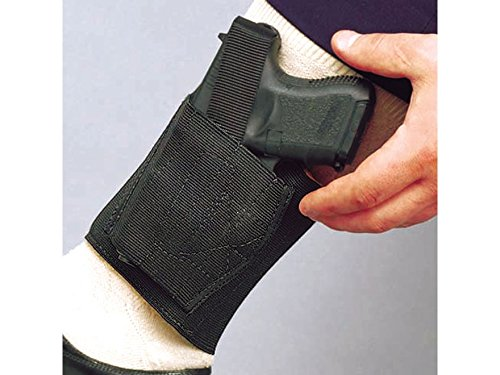 Desantis Apache Ankle Rig Holster fits 3-Inch Springfield XD9, XD40, Left Hand, ()