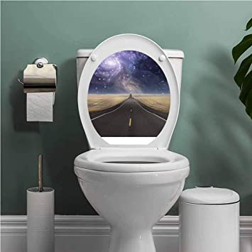 Groovy Amazon Com Scocici1588 Surrealistic Stickers For Bathroom Gmtry Best Dining Table And Chair Ideas Images Gmtryco