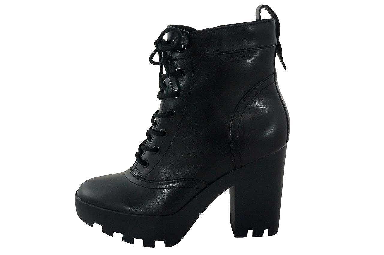 12d4101c1134 Calvin Klein Jeans Calvin Klein - Ankle Boots - Serena Jeans Women re9617  Black Size  5.5-6  Amazon.co.uk  Shoes   Bags