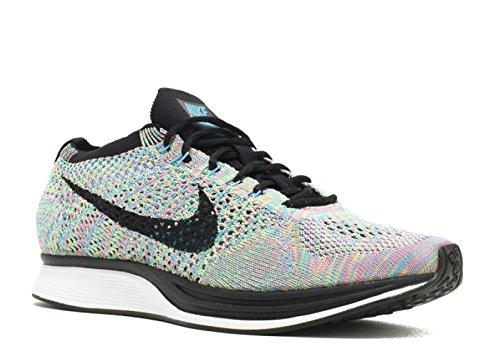 Nike Flyknit Racer - 7 Multi-farge 2,0-526628 304