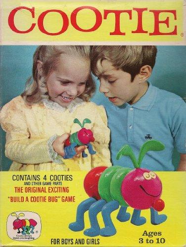 Cootie Bug Game (Cootie