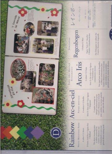 Creative Memories Paper Pack Rainbow Photo Mounting Paper (Creative Memories Paper Pack)