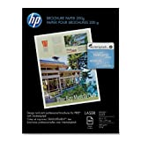 """HP Laser Glossy Brochure Paper (8.5 x 11"""", 100 Sheets)"""