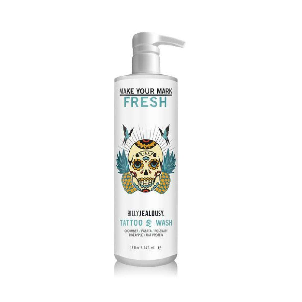 Billy Jealousy Make Your Mark Tattoo Wash by Billy Jealousy