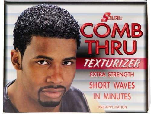 (DDI S-Curl Comb Thru Texturizer Relaxer Super- Case of 12)