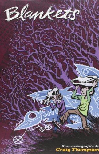 Descargar Libro Blankets Ne 5 Edicion Craig Thompson