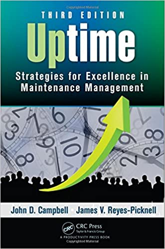 Uptime: Strategies for Excellence in Maintenance Management,