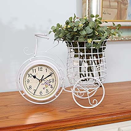 Moderna relojes reloj dibujo reloj de sobremesa Continental Continental silencio relojes de campanas pequeñas es el