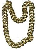 npchn (Gold) Pimp Necklace Mr. T Thick 36''