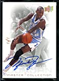 Michael Jordan Master Collection Upper Deck #1 w/ MINT Auto Autograph UNC University of North Carolina #1/1