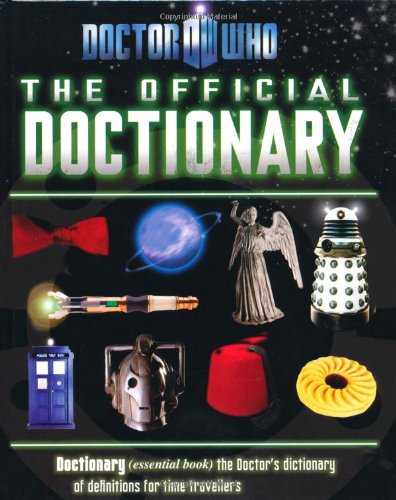 Doctor Who: Doctionary (Dictionary) Hardcover