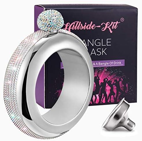 Hillside Kit Bracelet Handmade Rhinestone Stainless product image