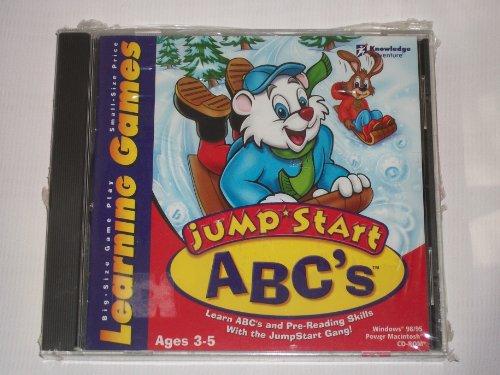 Jumpstart Abc's Learning Games CD-Rom
