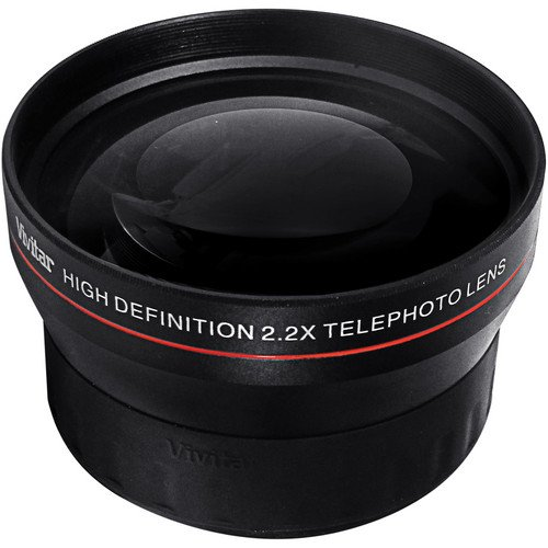 BiG DIGITAL 2.2X Telephoto Conversion Lens for Nikon 3000...