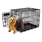 """Aspen Pet Single-Door Home Training Crate, 19""""W x ..."""