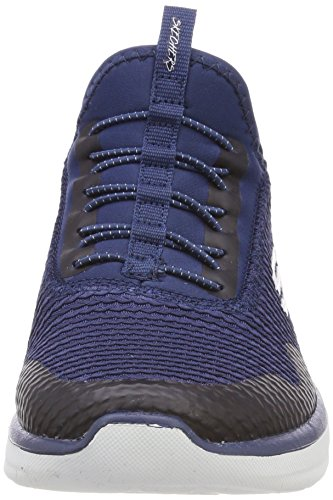 Infilare Blu Synergy Image 2 blue Donna 0 Skechers mirror navy Sneaker wFYaqWHx