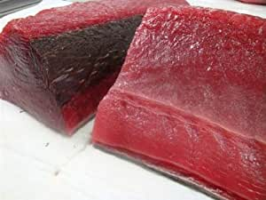 4 pounds of sushi grade yellowfin ahi tuna for Buy sushi grade fish online
