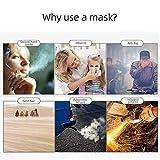 SfAVEreak Black Face Mask 50Pcs