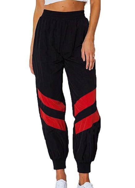 Keepmore Pantalones de chándal Jogger Pantalones Militares de ...