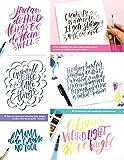 Super Simple Hand Lettering: 20 Traceable