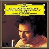 ラロ:スペイン交響曲、サン=サーンス:ヴァイオリン協奏曲第3番
