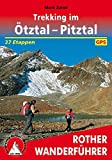 Trekking im Ötztal - Pitztal: 37 Etappen. Mit GPS-Tracks. (Rother Wanderführer)
