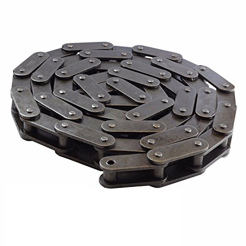 - Jeremywell C2100 Conveyor Roller Chain 10 Feet with 1 Connecting Link