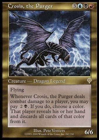 Magic: the Gathering - Crosis, the Purger - Invasion