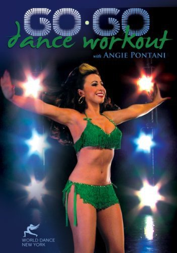 The Go-Go Dance Workout! - with Angie Pontani - includes