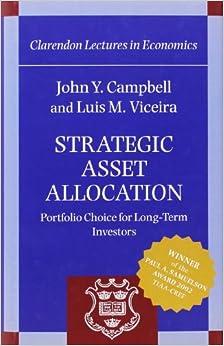 Strategic Asset Allocation: Portfolio Choice For Long-term Investors Epub Descargar Gratis